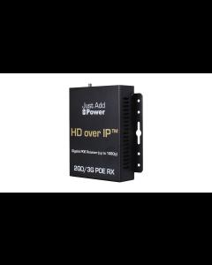 Just Add Power - 2GΩ3G PoE Receiver 1080p