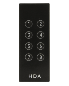 HDANYWHERE - MHUB Room Remote (8 Rooms)