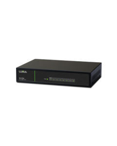 Luxul - 8-port Gigabit switch with PoE