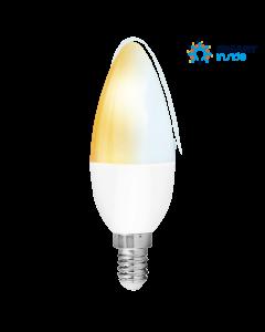 Aurora - AOne Candle E14 5.8W Zigbee Tunable LED Lamp 2200-5000K