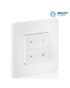 Aurora - AOne Smart Kinetic Wall Controller White