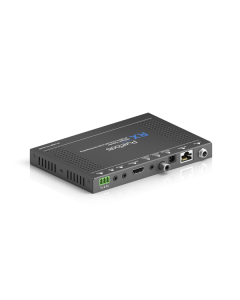 PureTools - HDBaseT Receiver with Audio De-embedding