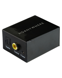 HDANYWHERE - DAC - Digital to Analog Converter