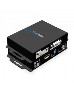 PureTools - HDMI to DVI + Audio Converter