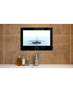 ProofVision 24inch Bathroom TV - Black