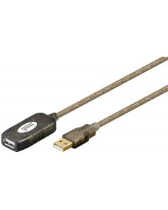 PureAffiliate - USB 2.0 active Extension, 5.00m