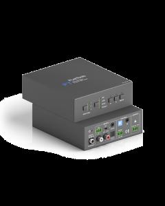 PureTools - Audio Amplifier 40W, 3 Line & 1 MIC Input