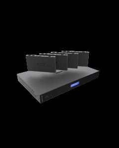 HDANYWHERE - MHUB PRO (4X4) 70 (UK) inc 1 Scaling Receiver
