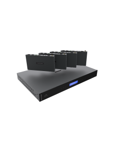 HDANYWHERE - MHUB PRO (4X4) 70 (UK) inc 4 Scaling Receivers B-Grade