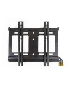 ProofVision - Outdoor Weatherproof Fixed Wall Bracket for all Aire & Lifestyle Outdoor TVs - With Lock