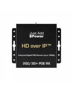 Just Add Power -2GΩ/3G+ Receiver 1080p