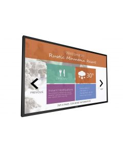 """Philips 75"""" BDL3010T Interactive Display"""