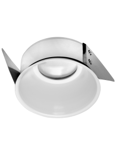 Aurora - 90mm m10™ Round Slimtrim Bezel White