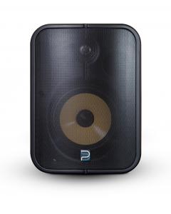 "Bluesound - POE Network Streaming Speaker 6.5"" - Black"