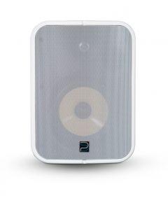 "Bluesound - POE Network Streaming Speaker 6.5"" - White"