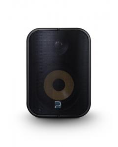 "Bluesound - POE Network Streaming Speaker 5.25"" - Black"