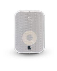 "Bluesound - POE Network Streaming Speaker 5.25"" - White"