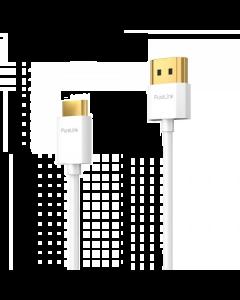 ProSpeed Series - HDMI to Mini HDMI Cable - 1.50m Thin