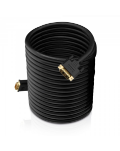 PureInstall - DVI Cable - Single Link 25.00m