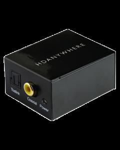 HDANYWHERE - DAC - Digital to Analog Converter (B-Grade)