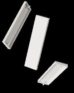DTECH Quarter Blanking Plate 12.5*50mm (10 Pack)