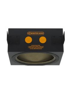 Monitor Audio - CMBOX-R In-Ceiling Back Box Enclosure (Single)