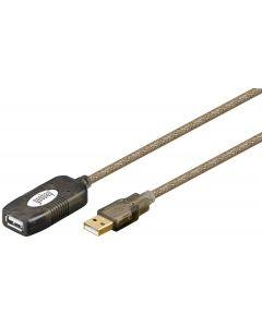PureAffiliate - USB 2.0 active Extension, 10.0m