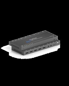 PureTools - HDMI Switcher 4x1, 4K (60Hz 4:4:4) 18G B-Grade