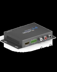 PureTools - HDMI Audio De-Embedder, 4K (60Hz 4:4:4)