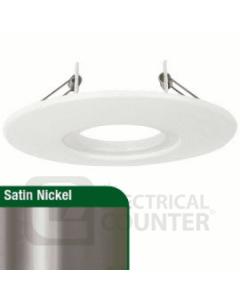 Aurora - 85-145mm m10™ Downlight Adaptor Plate Satin Nickel