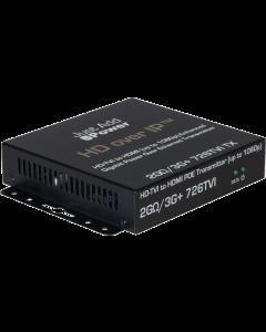 Just Add Power - 3G HD-TVI Omega Transmitter B-Grade