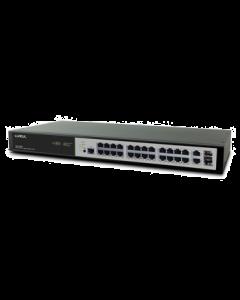 Luxul - 26-Port/24 POE+ Gigabit Managed Switch