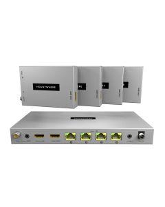 HDANYWHERE - XTND 4K (40) TPC Splitter (1x4+1)